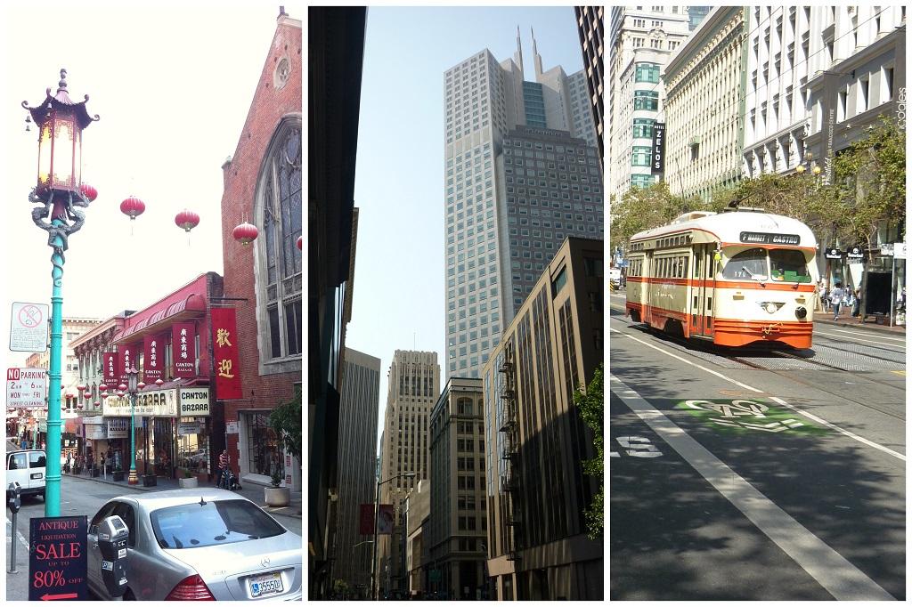 Union Square et ChinaTown