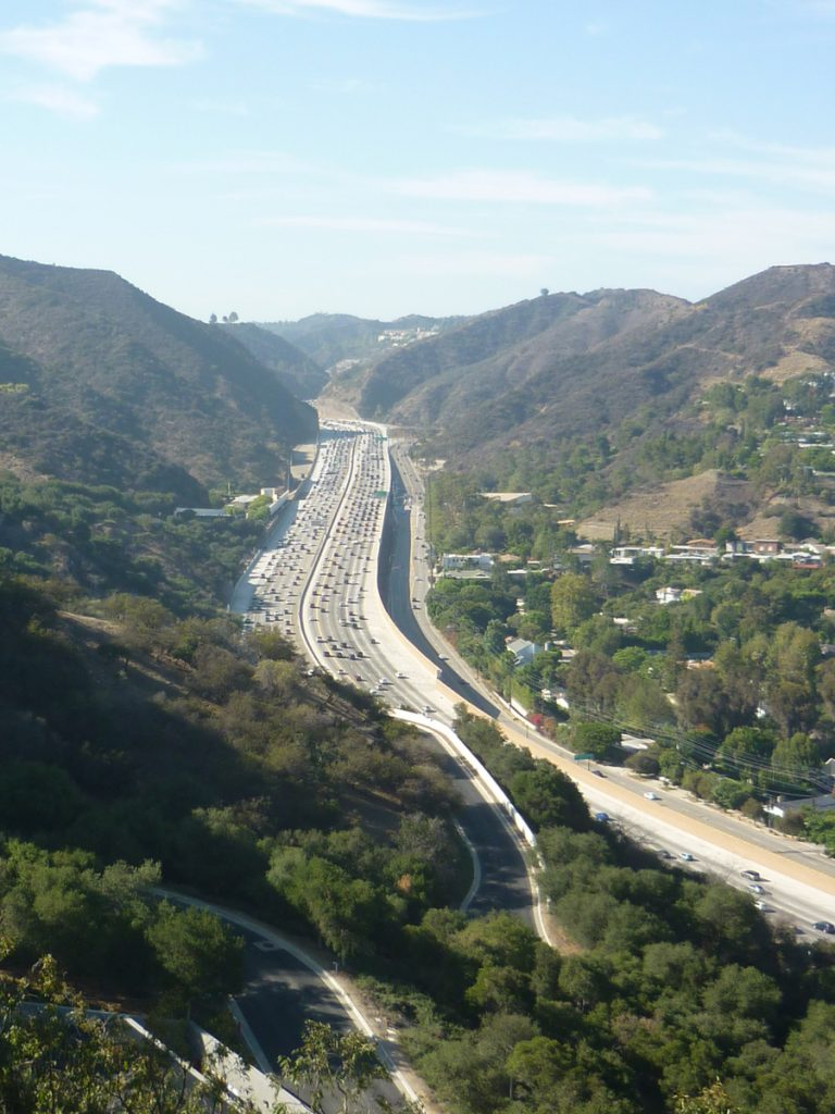 autoroute los angeles