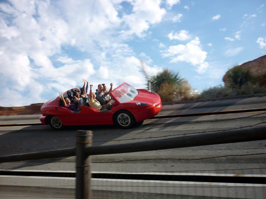 cars disneyland