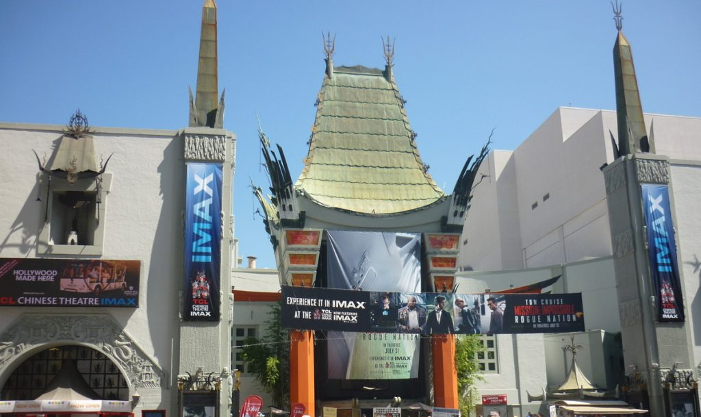 chinese hollywood boulevard