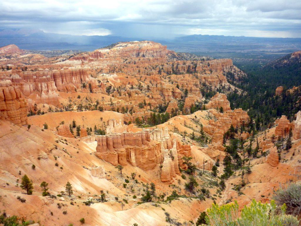 trail bryce canyon