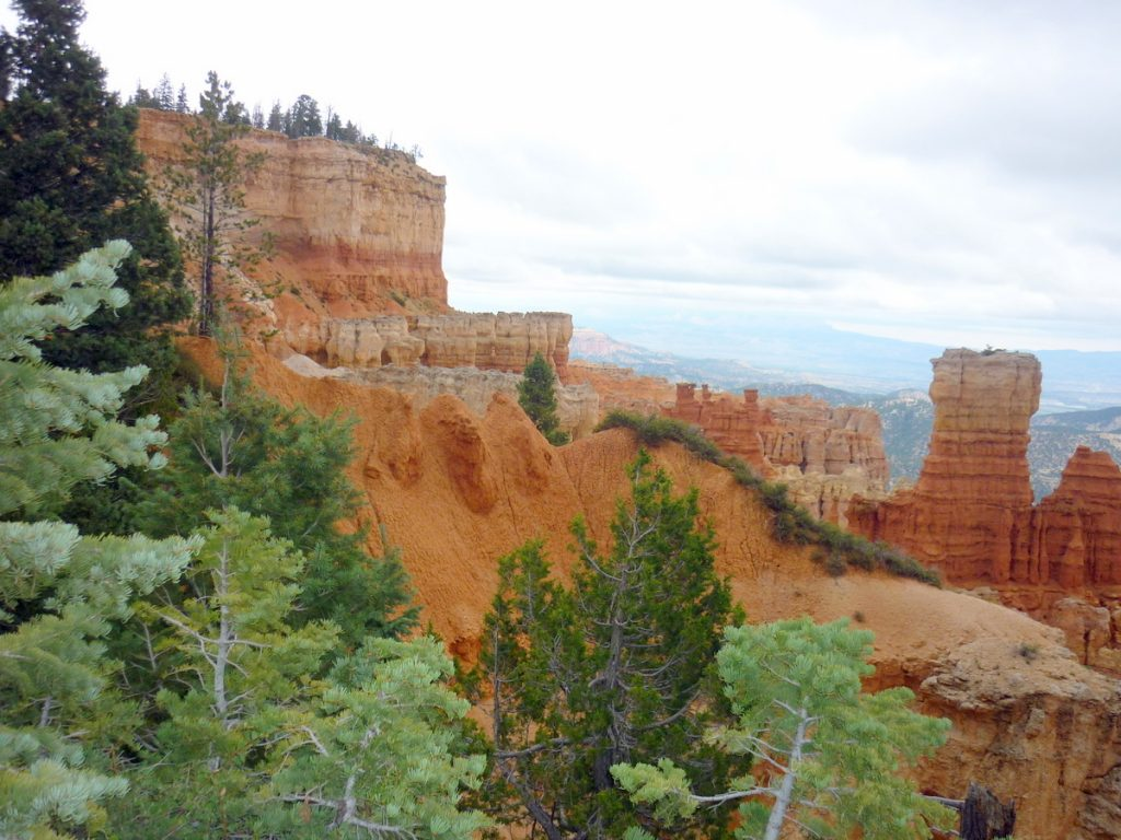 vue bryce canyon