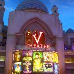 las vegas v theater