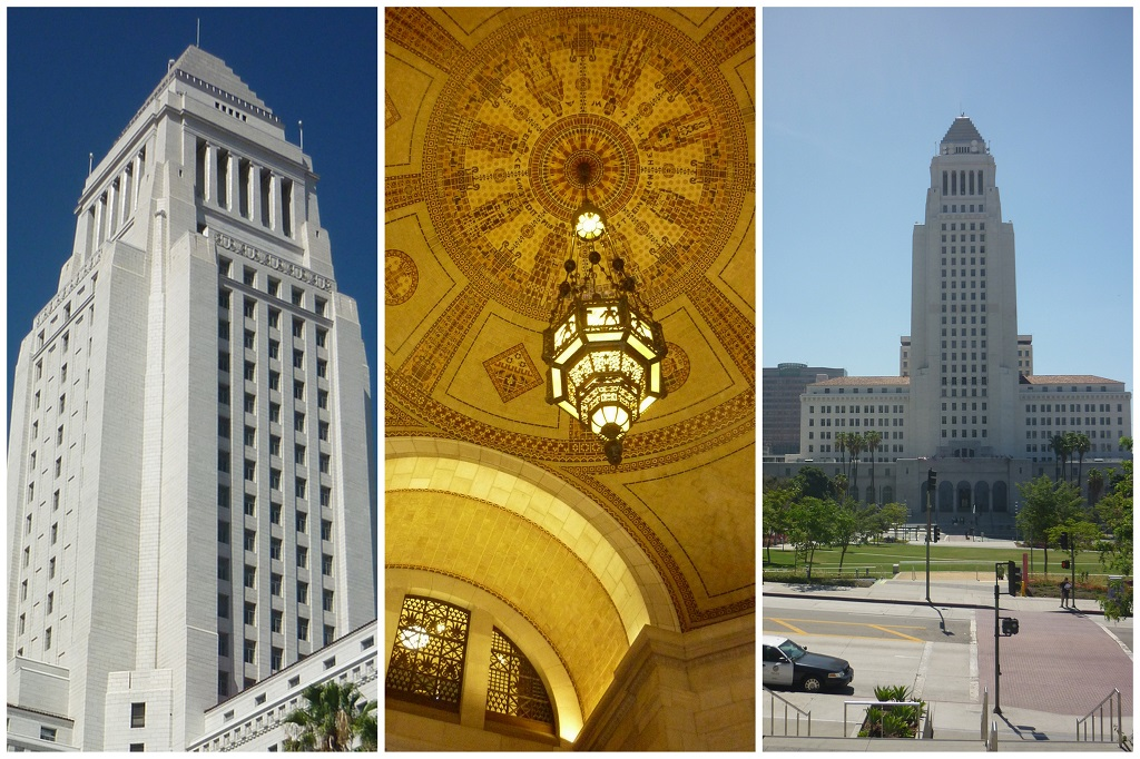 City Hall LA