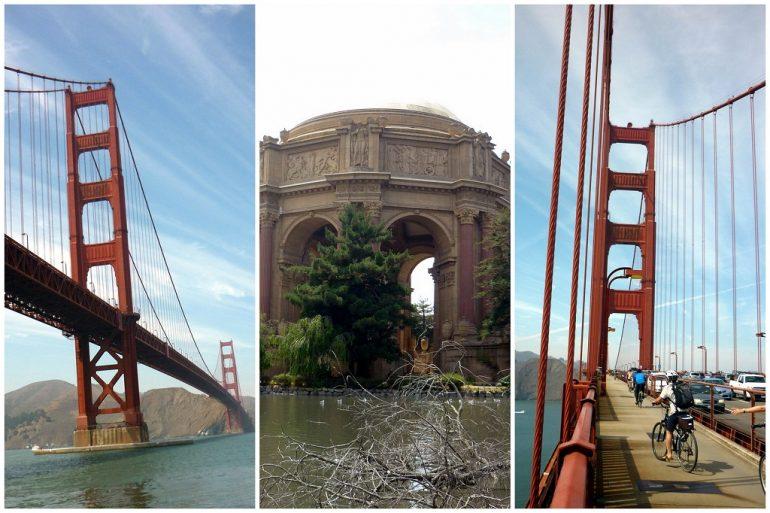 californie et san francsico