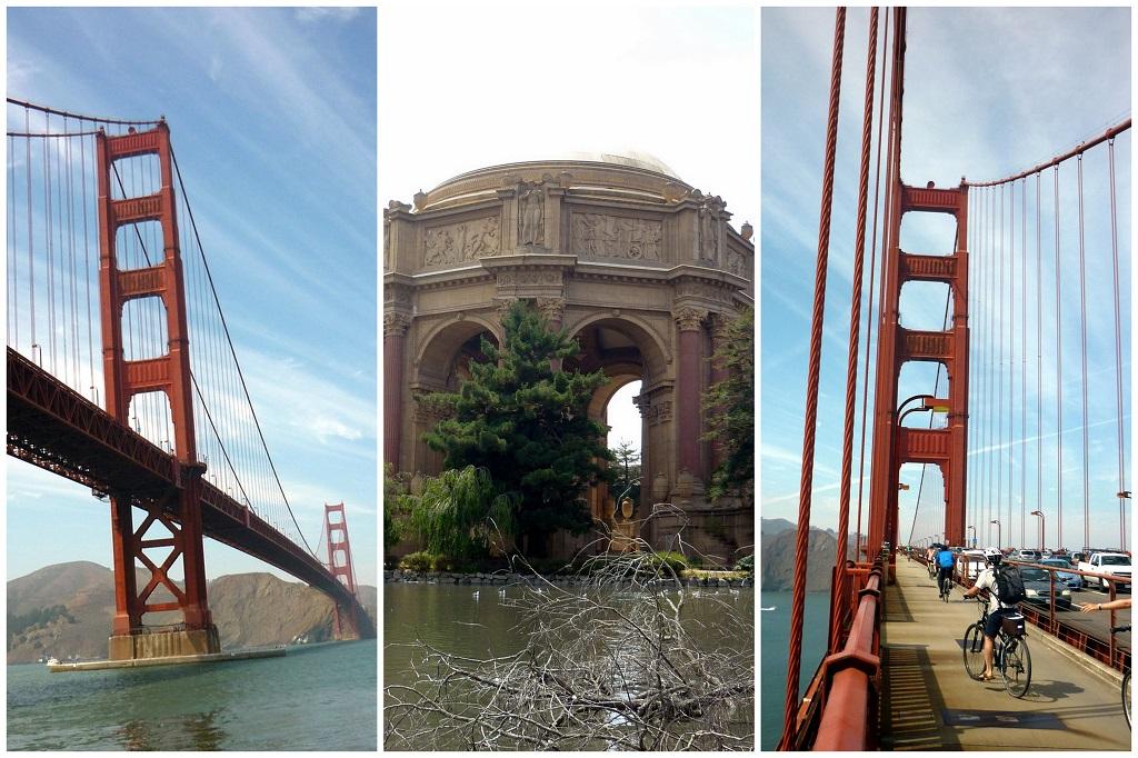 Vélo Golden Gate