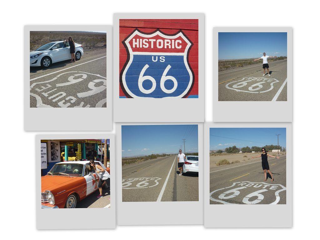 Polaroid Route 66